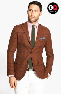 Michael Bastian Three Button Jacket available at #Nordstrom