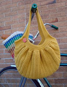 Hobo Purse - So going to make this!