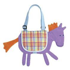 North American Bear Co. Goody Bag, pony messenger bag - $28