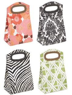 lunches, ador lunch, griffins, anna griffin, lunch tote
