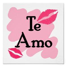 Te Amo (;