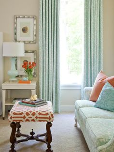 The Color: Sky Blue - Top 10 Summer Colors and How to Use Them on HGTV