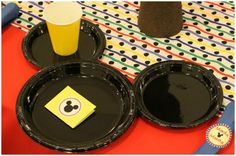 Mickey Mouse Clubhouse Birthday Party on http://pizzazzerie.com
