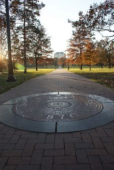 The Ohio State University - North Oval
