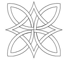 celtic knotwork | celtic knot sku dp 1034 celtic knot block pattern to add interest to ...