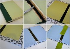 How to make a kindle cover.