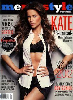 Kate Beckinsale @ Men's Style