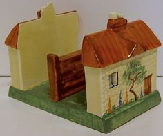 Carlton Ware Cottage Ware Toast Rack - early 1930s