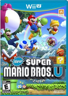 Old Navy to offer free Super Mario Bros U video game to first people in line on Black Friday