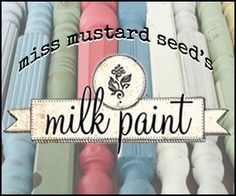 Video tutorials on mixing and applying Milk Paint.