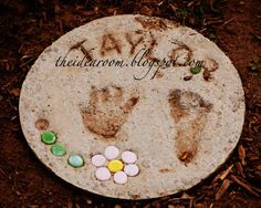 Stepping stones for g'parents