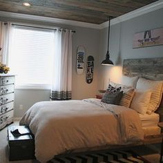 Teen Boy Bedroom Design, Pictures, Remodel, Decor and Ideas - page 8