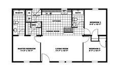 floor plan  x    Rental   Pinterest   House, Tiny