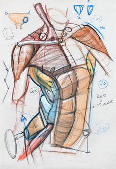 Anatomy - by Michael Hampton