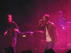 Bittersweet Symphony - my favourite song of all time - and I was there! Richard Ashcroft, Enmore Theatre, Sydney.