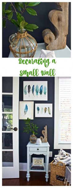 Decorating a Small B