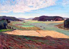 bofransson:  ANTON GENBERG - Landscape