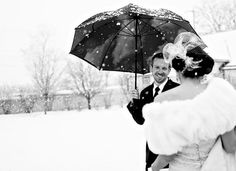 Pic Idea for the wedding...hopefully it snows!