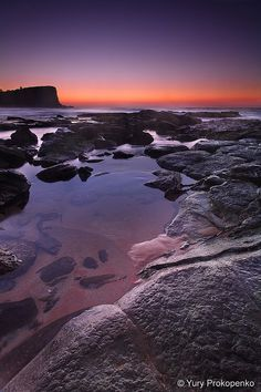 Calm Morning | Avalon Beach, Sydney, Australia by Yury Prokopenko