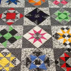 Quilt pieced by Susan H.