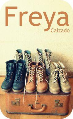 botines freya!!  Chile! buscalas en Facbeook!  Freya tienda Calzado    :: diseño independiente!