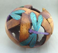 Gorgeous Fall Gourds by Carla Bange on Etsy