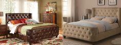 Brooklyn King Bed