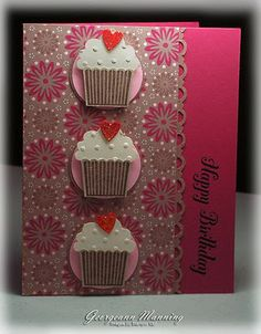 Cupcake Punch - Stampin' Up