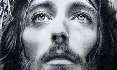 Jesus Pencil Art