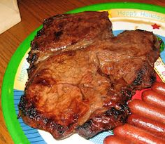 Mormon Mavens in the Kitchen: Succulent Steak Marinade