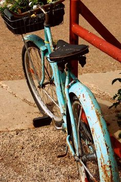 I love old bikes