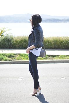 @Anh #Classic #Style in #Hudson Krista super #SkinnyJeans