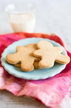 Sugar Cookies — A Girl Worth Saving paleo glutenfree