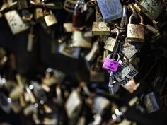 A Photo Essay of Love Locks Around the World >>> Great article!