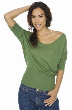 Echo Verde Dolman Sweater | Ladies Wear | All Things Being Eco