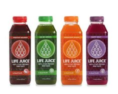 Life Juice - 12 Pack