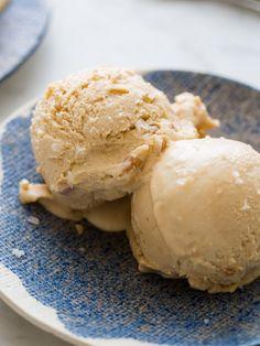 Salty Nuts Ice Cream | Ice Cream recipe | Spoon Fork Bacon