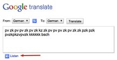 How to Make Google Translate Beatbox