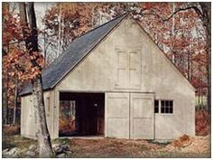 Want to Build Your Own Barn? You can find DIY barn building kits at Shelter-Kit.com