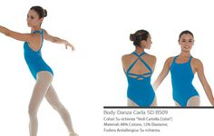 Body Danza Carla (SD B509)