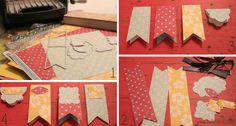 DIY Magnetic Bookmark Tutorial by LollyJane
