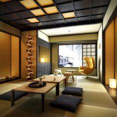 Japanese-style room by Takashi Misawa