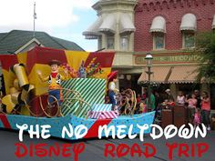 """Sweet Tea and Biscuits: The """"No Meltdown"""" Disney Trip"""