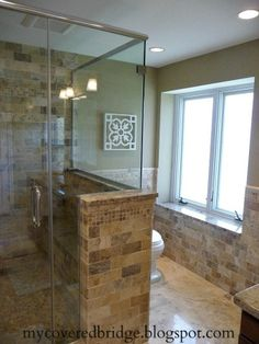 Master Bath Remodel, Our new spa-like master bath makes us feel like were on vacation every day!, Master bath - click for details (see the b...