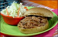 'Cue the Pulled Pork