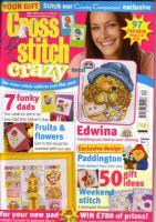 "Gallery.ru / tymannost - Album ""Cross Stitch Crazy 074 in July 2005"""