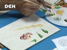 1º clase pintura decorativa,