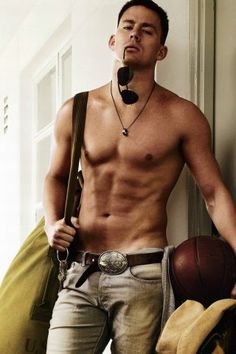 channing tatum... my hubby a.k.a. the sexiest man alive