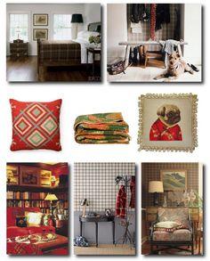 Primitive Looks, Keywords: Primitive Decorating, Primitive Furniture Ideas, Early American Decorating,Americana Antiques, Lodge Decorating, Cabin Decorating, Tartan, Ralph Lauren Home, Rustic Furniture, Distressed Furniture, Painted Furniture