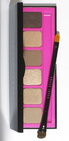nude eye, eye makeup, makeup palette, bobbi brown, brown ultra